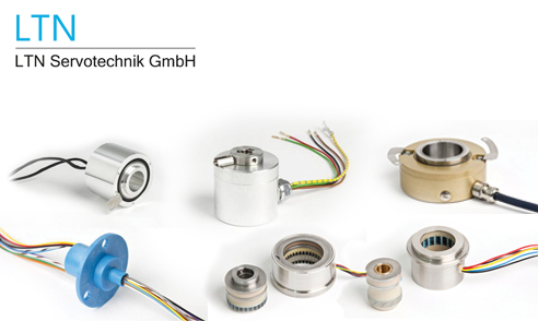 LTN Slip Ring Enkoder ve Resolver