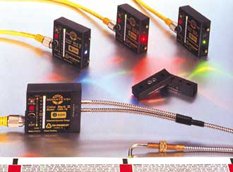 Tri-Tronics- Photoelectric sensors-registration sensors- label sensors